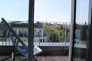 Motel One- Balkon