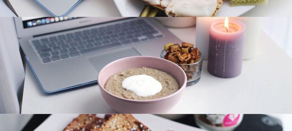 Meine Top 3 Fitness Frühstücksideen